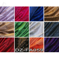 Simple Pasiley Pashmina 1 DZ, Asst. Color