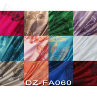 Rose & Leaf Pashmina 1 DZ, Asst. Color