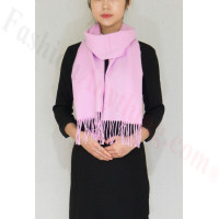Premium Cashmere Feel Scarf Light Purple