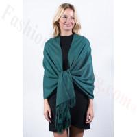 Celadon Green Premium Thick Pashmina